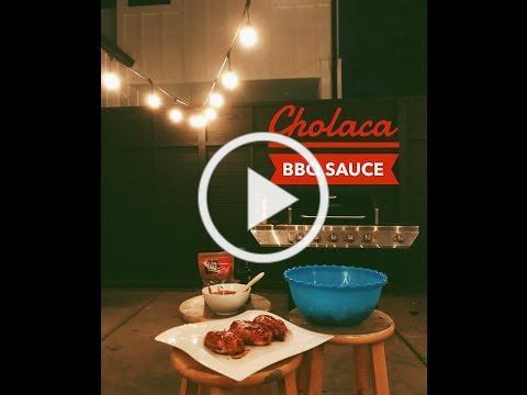Cholaca BBQ Sauce