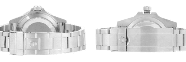 Submariner Steel Bracelet
