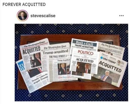acquitted scalise