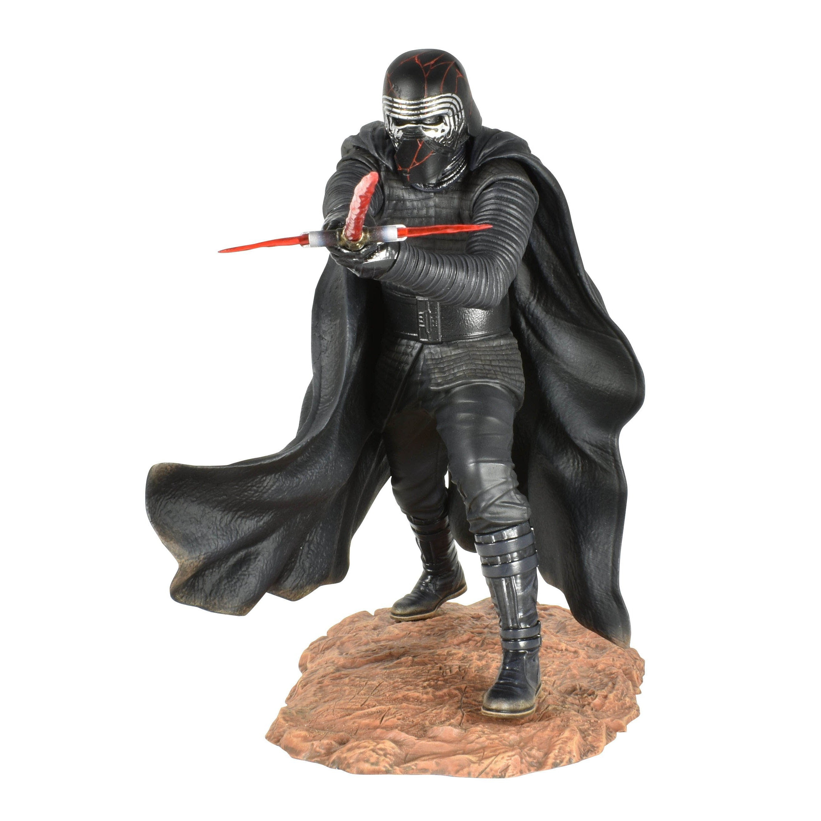 Image of Star Wars Premier Collection Episode 9 Kylo Ren Statue - MAY 2020