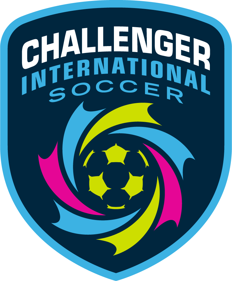 Challenger International Soccer Logo