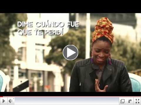 DIME - Lyric Video -Adriana Lucía