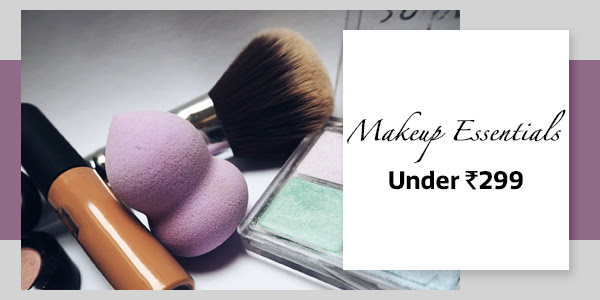 Makeup Essentials under Rs. 299