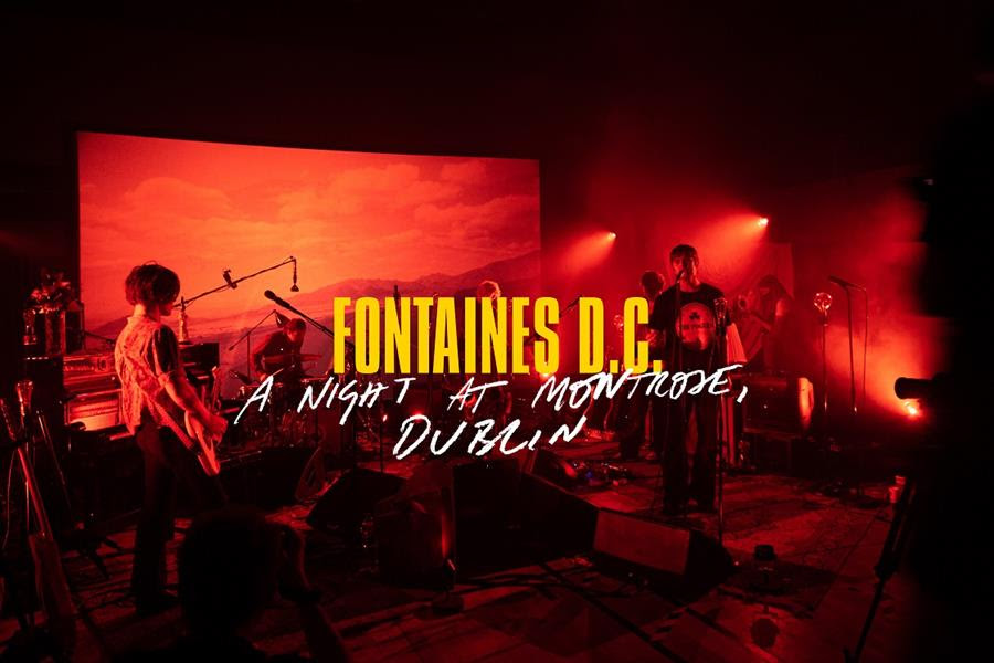 Fontaines D.C. announce first everperformance of new album