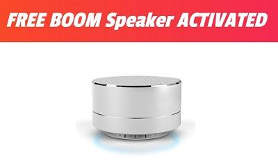 FREE BOOM Speaker [439813]