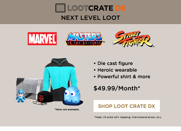 POWER CRATE DX