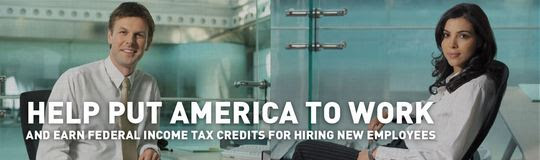 Work Opportunity Tax Credit Image