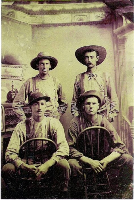 the boys are back in town (cowboys, 1887):