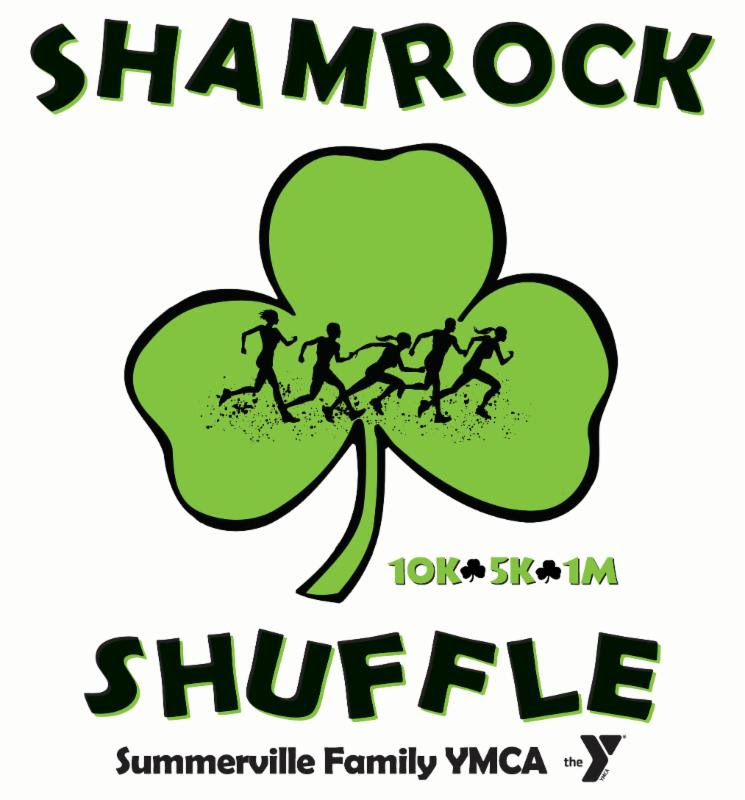 Shamrock Shuffle in Summerville