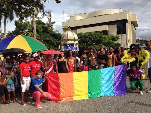 Gais y lesbianas en Quibdó: de Locomía a la lucha política