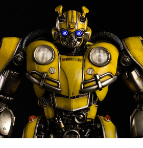 DLX SCALE COLLECTIBLE SERIES BUMBLEBEE