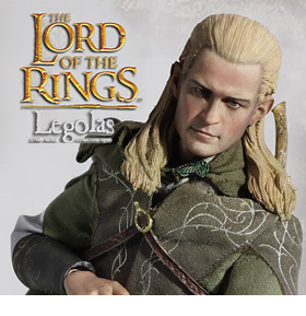 THE LORD OF THE RINGS 1/6 SCALE LEGOLAS FIGURES
