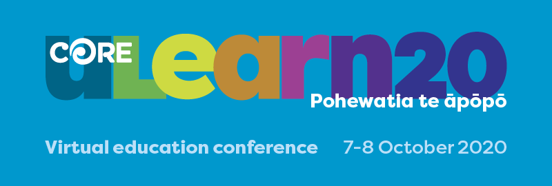 uLearn20 virtual education conference 7-8 October 2020