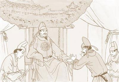 Cách đối diện với thị phi thâm thúy của người xưa