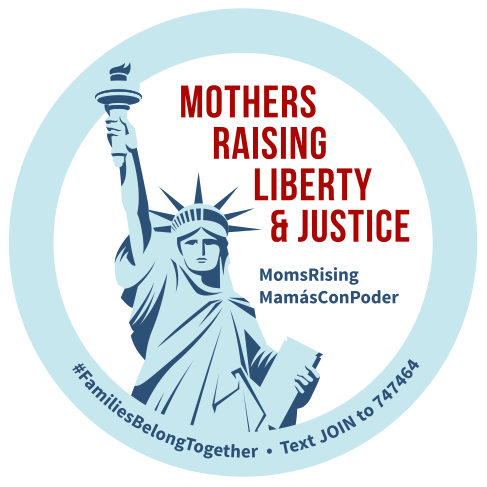Liberty & Justice Sticker
