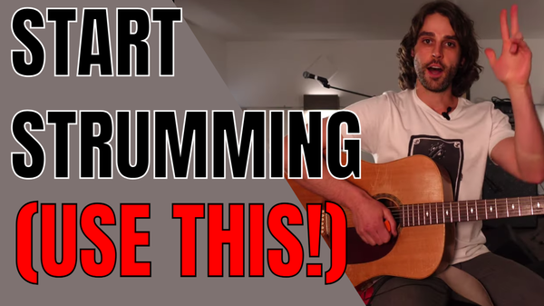 easy strumming