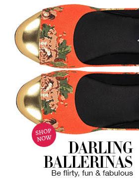 Darling Ballerinas