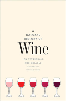 Image result for natural history of wine book rob de la salle