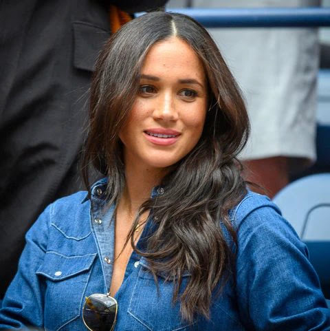 Meghan Markle Watches the US Open Women's Final in 2019