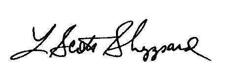 sheppard signature