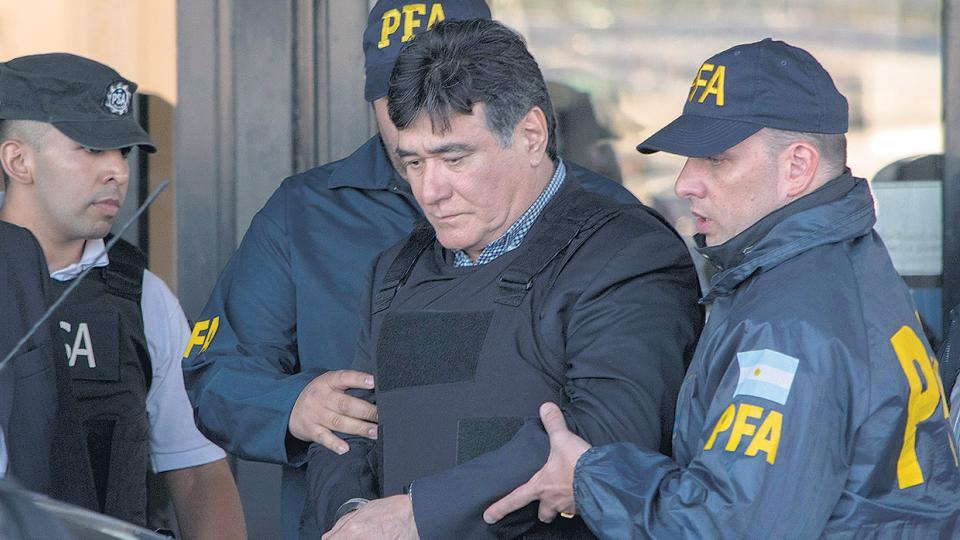 La fiscal Baigún dictaminó a favor de la liberación de Zannini y de D'Elía y el TOF 8 decidía anoche su fallo