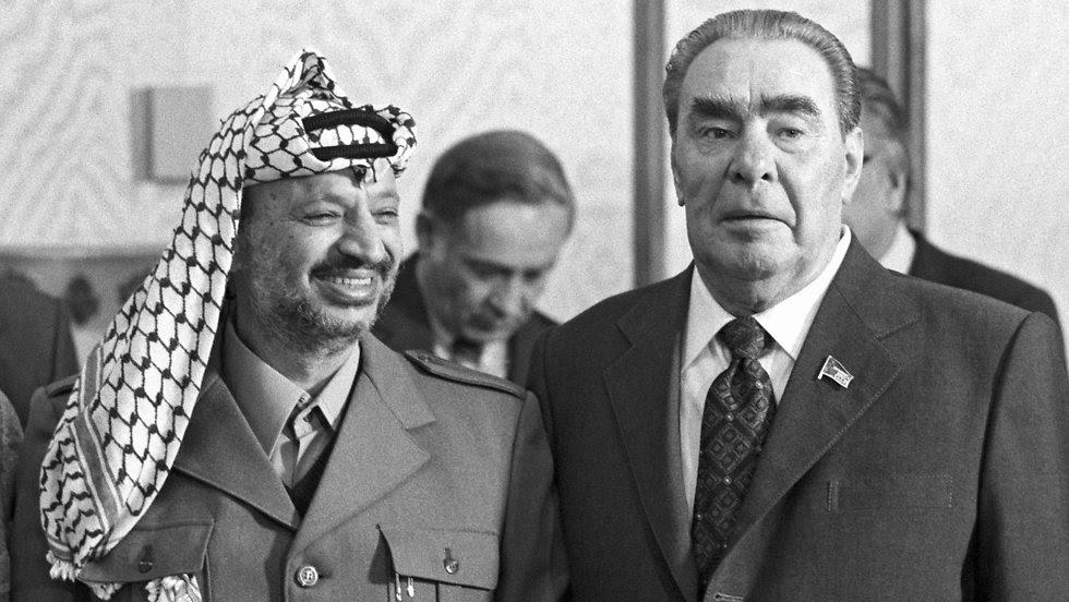 Image result for yasser arafat