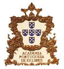 Resultado de imagem para academia portuguesa                       de ex líbris