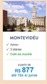 Montevidéu/ R$877