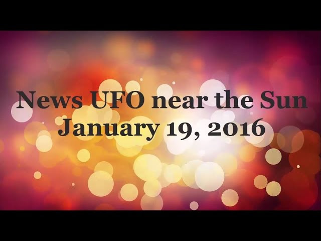 UFO News ~ UFO Near Sun That Looks Like Battlestar Galactica Fighter and MORE Sddefault