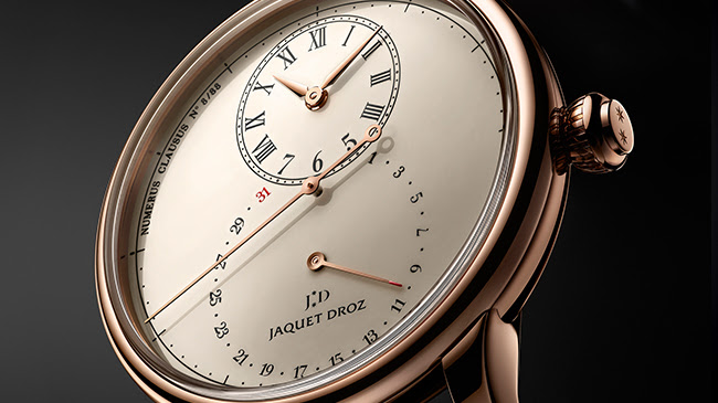 BASELWORLD 2015 PREVIEW: The Grande Seconde Deadbeat, a new tribute to the Age of Enlightenment