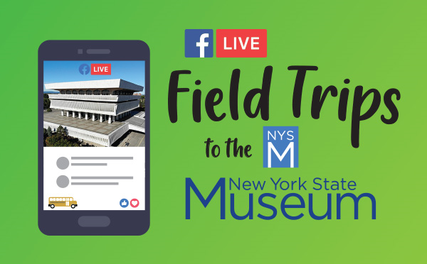 Virtual Field Trips to the NYS Museum
