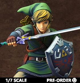 The Legend of Zelda: Skyward Sword Link 1/7 Scale Figure