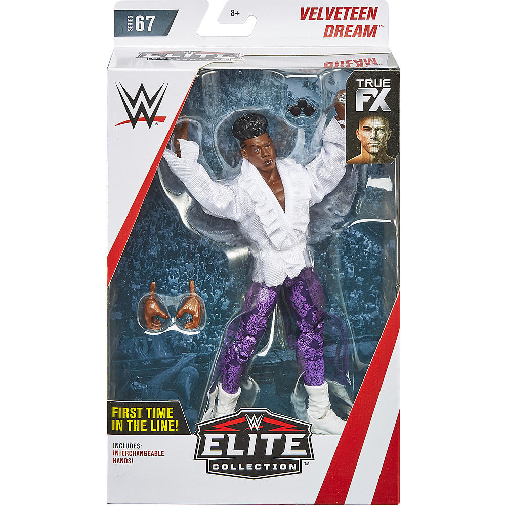 Image of WWE Wrestling Elite Collection Series 67 - Velveteen Dream