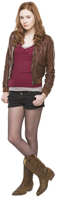 Image result for doctor who Amy Pond outfits