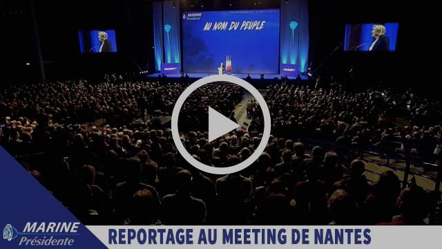 Reportage meeting du 26 février à Nantes