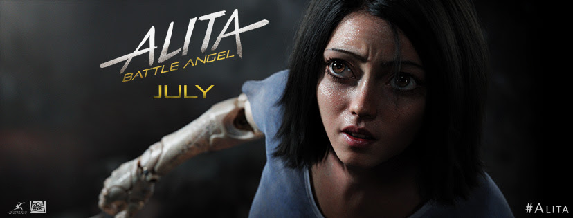 Predstavljen prvi trailer akcijskog SF-a 'Alita: Anđeo borbe'