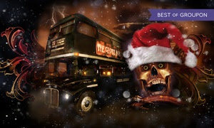 Ghosts of Christmas Past Bus Tour: Child (£12) or Adult (£16) Ticket
