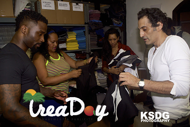 Check Out Team Rocky BTS with Sports Apparel Designer