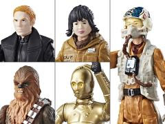 "STAR WARS 3.75"" FORCE LINK FIGURES"