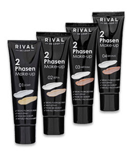 Rival de Loop 2-Phasen Make-Up