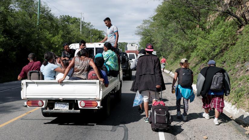 Las 3 razones por las que los hondureños abandonan su país