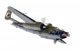 AA35314   Corgi 1:72   North American B-25B Mitchell 40-2249, 'Hari Kari-er', Doolittle Raid, 1942   is due: April 2017