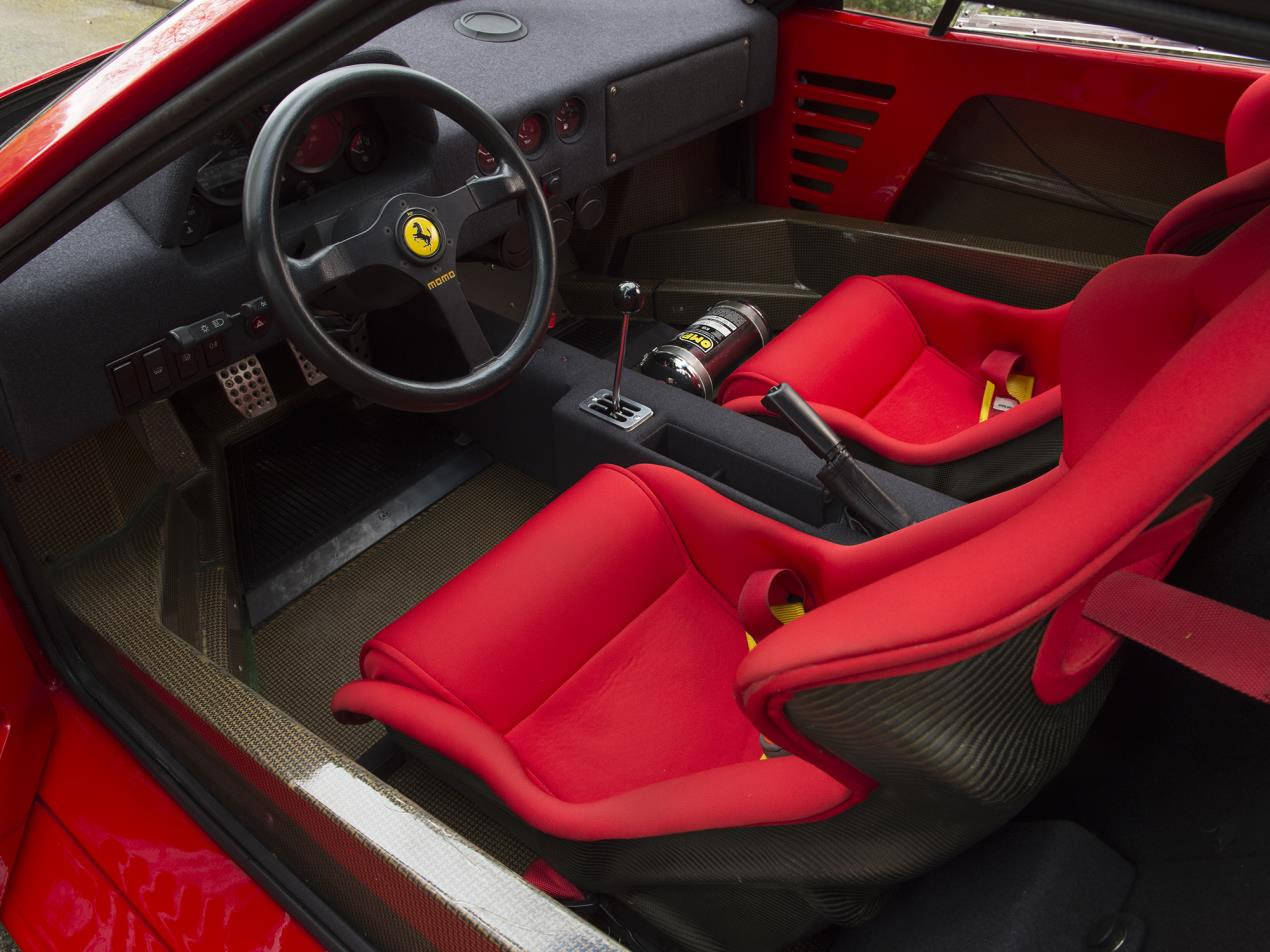 1987 Ferrari F40 Prototype 2