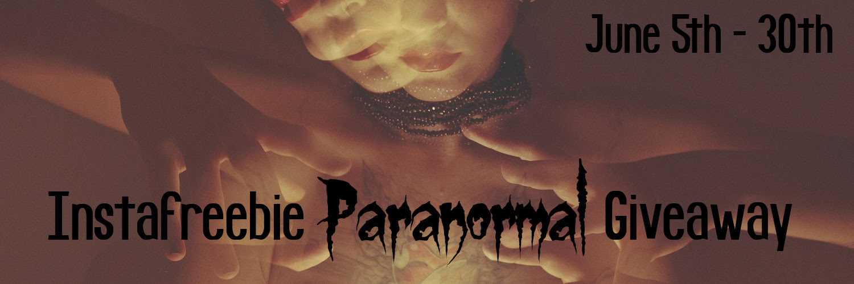 Instafreebie Paranormal Giveaway
