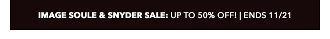 Image Charles Soule & Scott Snyder Sale: up to 50% off! | Ends 11/21