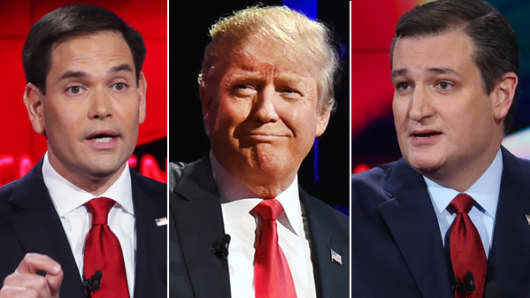 Ted Cruz and Marco Rubio Major Secrets That Have To Go Viral! NOW! Plus a Donald Trump Wildcard That Will Floor Everyone—Clinton Insider Tells It All