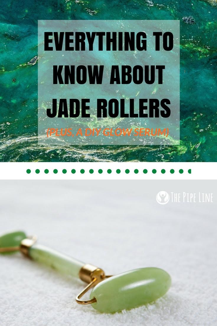 Wondering What Jade Rollers Ar...