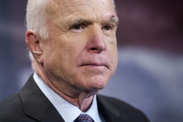 John McCain 'no' Vote Kills Obamacare Repeal Effort in Senate