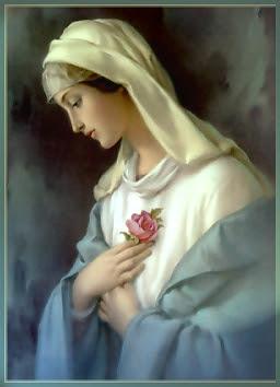 Risultati immagini per vergine maria
