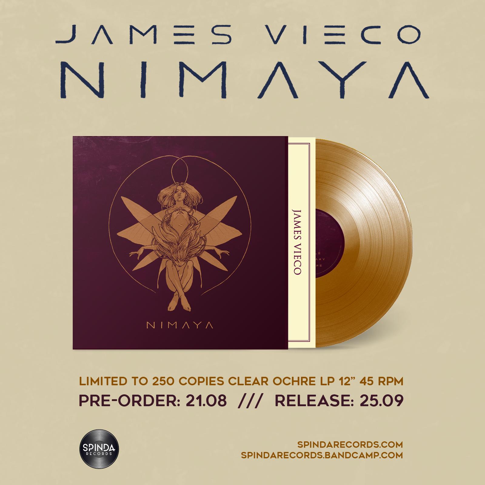 James Vieco Nimaya